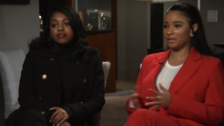 What Gayle King Confessed about R. Kelly's girlfriends
