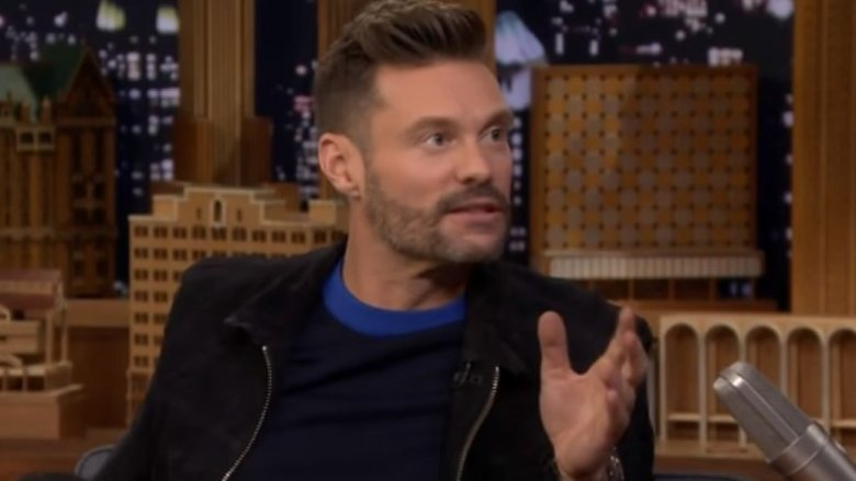 Ryan Seacrest was kicked out of the Oscars after hosting pre-show