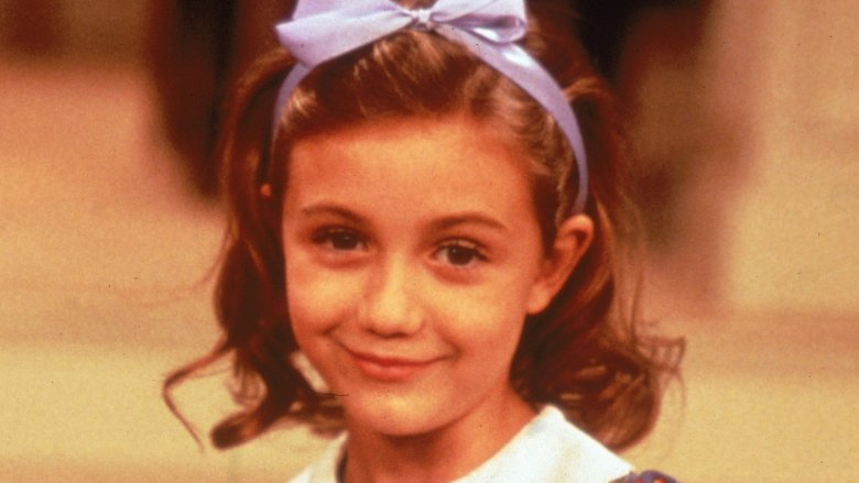 Little Grace from The Nanny is now in her 30s and downright gorgeous