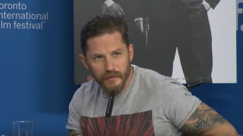 Here's why Tom Hardy fired back at interviewer over sexuality question