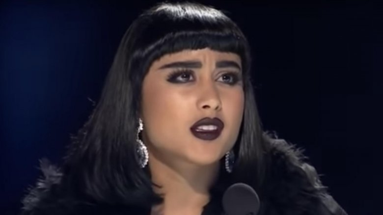 This X Factor judge killed her career on live TV